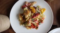 Humus Chicken Salad